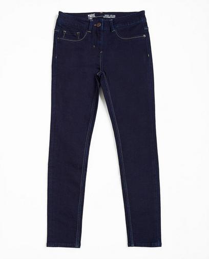 Nachtblauwe jeans